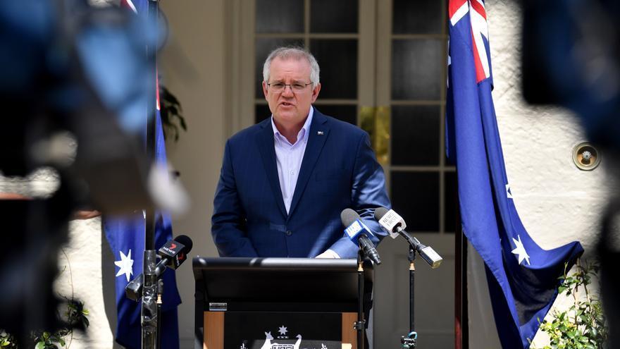 Australia dice que indicó a Francia sus dudas sobre el contrato de submarinos