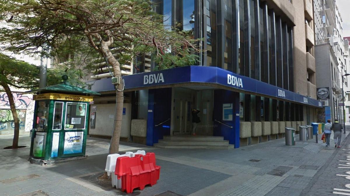 Oficina del BBVA en Santa Cruz de Tenerife