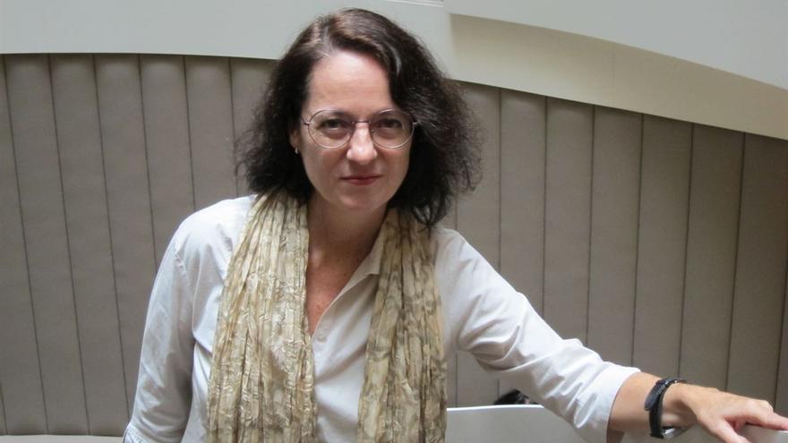 Marta Sanz. Foto: EP