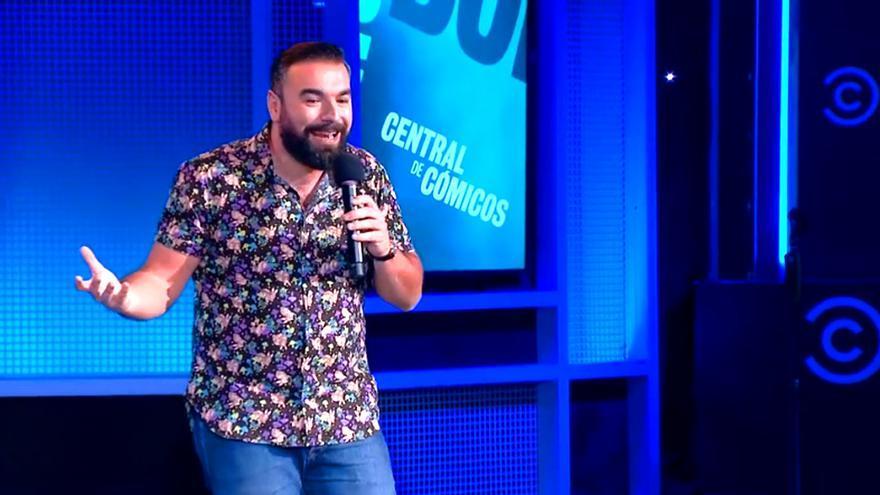 Robert Bodegas en Comedy Central