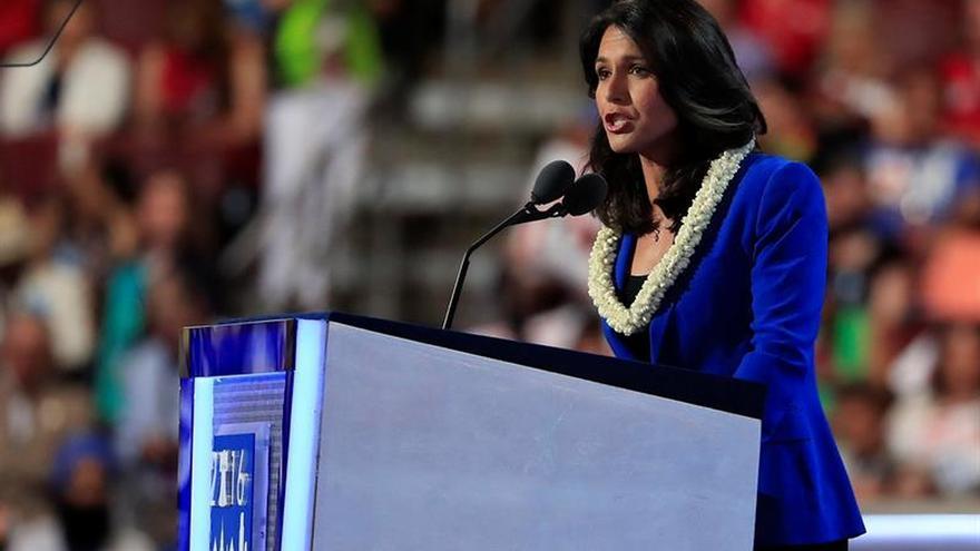 Una legisladora demócrata de EEUU justifica su decisión de reunirse con Trump