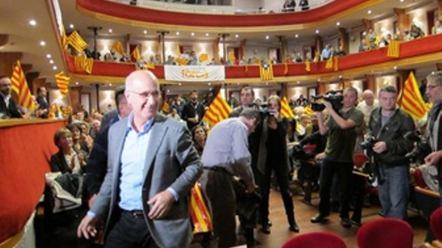 El Candidato De Ciu, Josep Antoni Duran