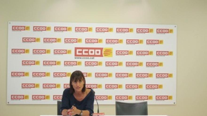 Secretaria De Socioeconomia De CC.OO. Catalunya, Cristina Faciaben