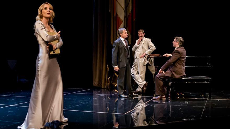 Cayetana Gillén Cuervo es la protagonista de la obra 'Hedda Gabler'. | CDN