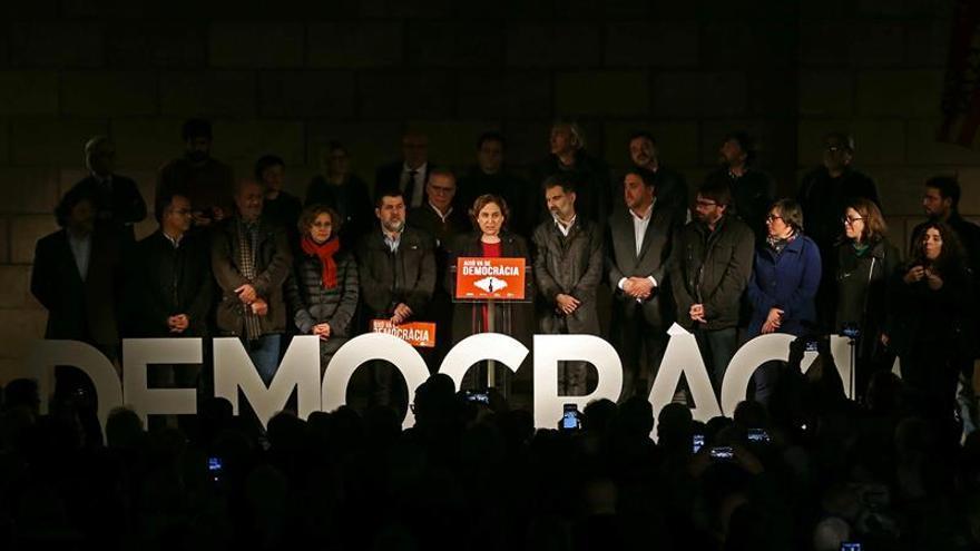 """Podem Catalunya apuesta por una formación que """"supere las autonomías"""""""