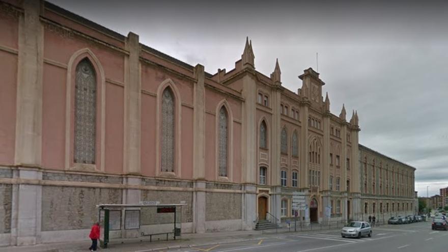 Colegio Salesianos de Santander.