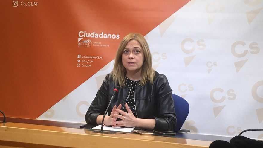Carmen Picazo, portavoz de Ciudadanos Castilla-La Mancha