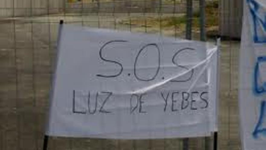 Encierro por el colegio en Yebes (Guadalajara) / Foto: PSOE Yebes
