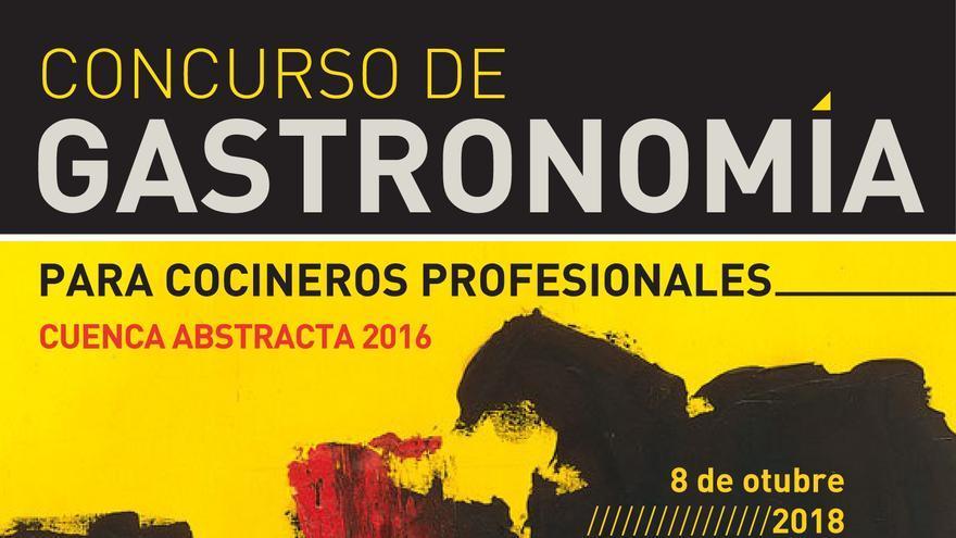 Vuelven a convocar un concurso de cocina en Cuenca inspirado en el arte abstracto