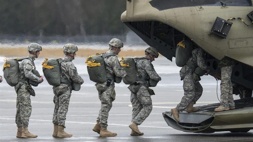 EE.UU. enviará 600 soldados más a Irak para ayudar a liberar Mosul