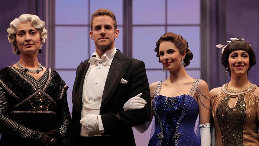 """El musical """"Anastasia"""" deslumbra en su estreno en Madrid"""