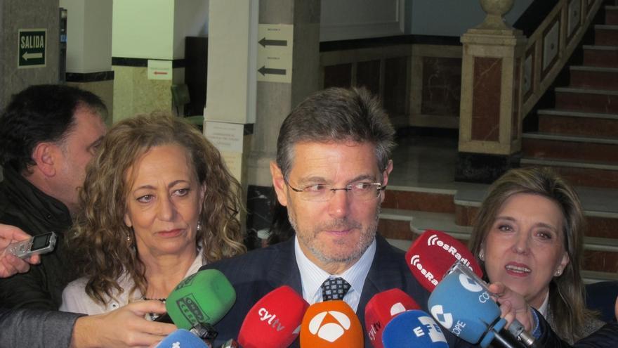 """Catalá defiende la actuación de la juez de Reus, evitable """"si los ediles de la CUP hubieran acudido a declarar"""""""