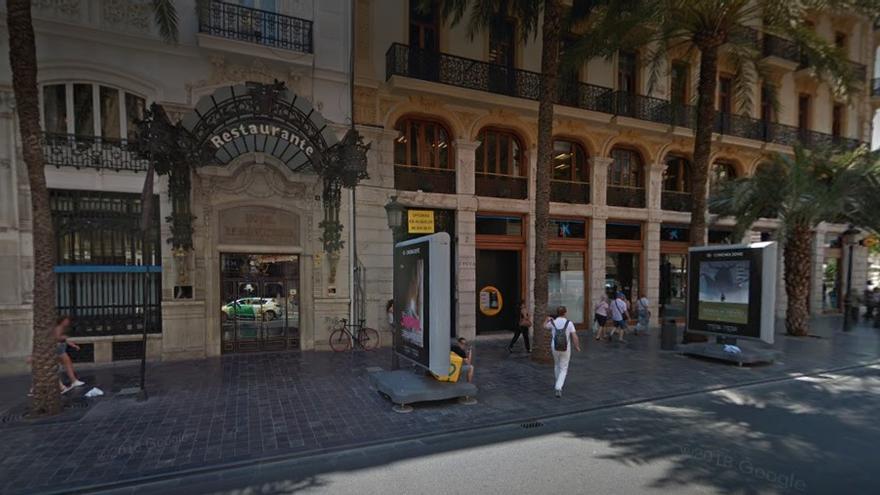 La ampliación será en los locales del Hotel Reina Victoria en la calle Barcas