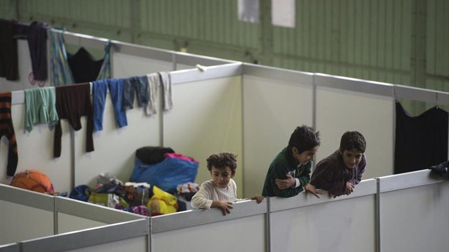 Estalla una maleta con aerosoles junto a un centro de refugiados en Baviera