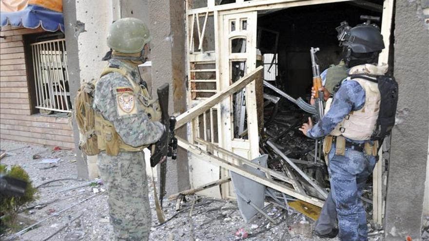 Al menos 15 muertos y 55 heridos en varios ataques en Bagdad
