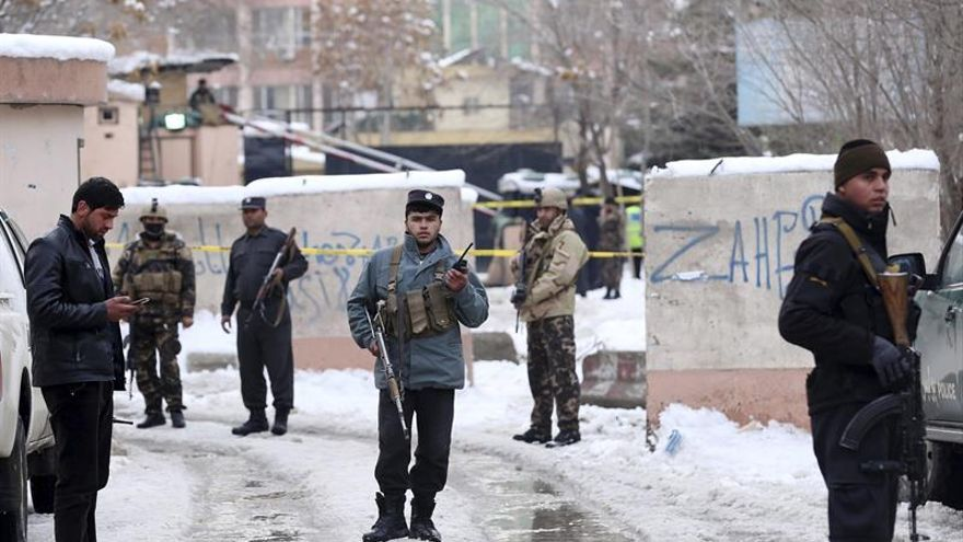 Tres soldados de EE.UU. heridos en un ataque perpetrado por un soldado afgano