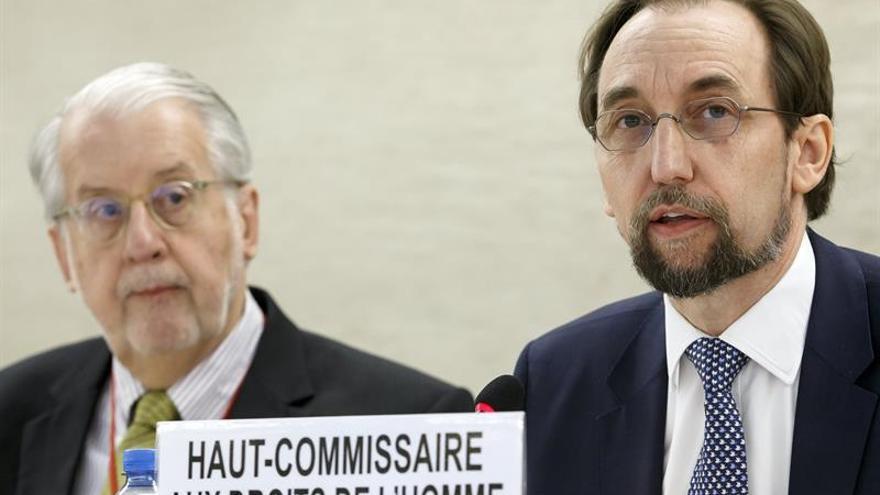 Zeid promete crear rápidamente mecanismo investigación de crímenes en Siria