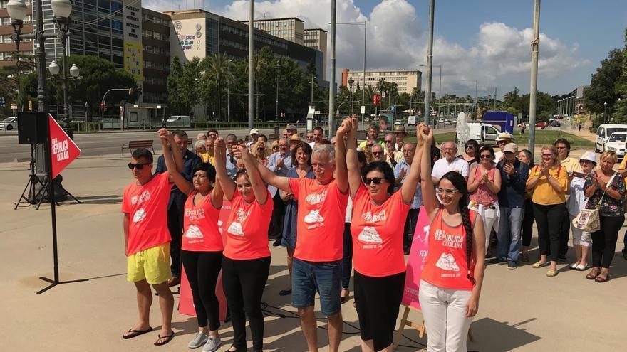 La manifestación de la Diada se hará en la Diagonal desde Palau Pedralbes hasta Glòries