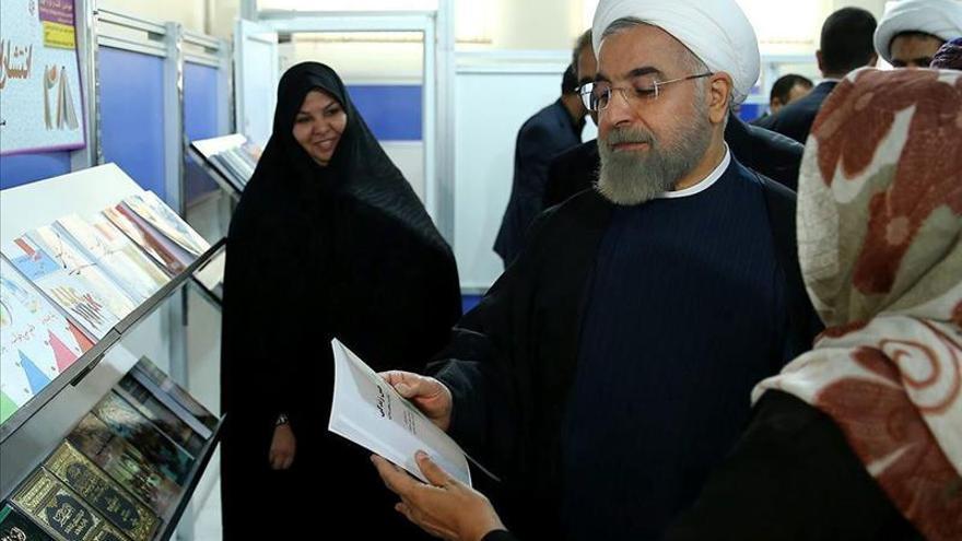 """Rohaní afirma que la negociación nuclear con Grupo 5+1 lleva """"buen progreso"""""""