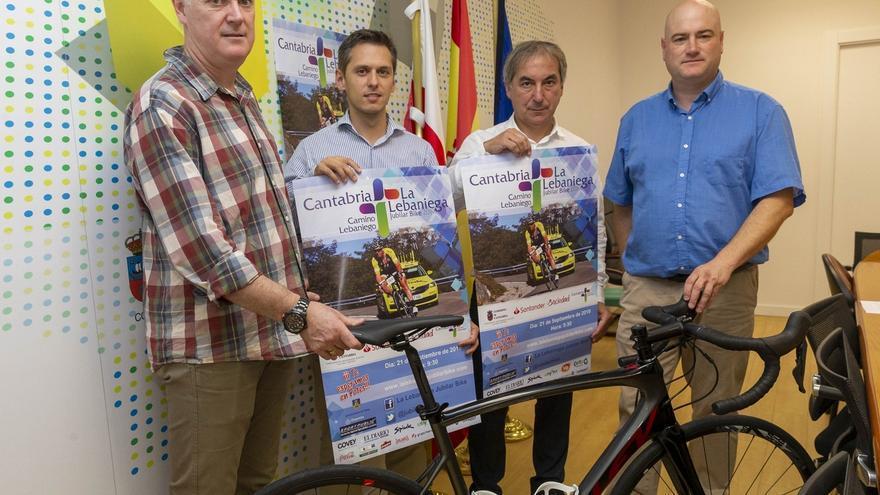 Casi 800 ciclistas participarán este sábado en la Lebaniega Jubilar Bike 2019
