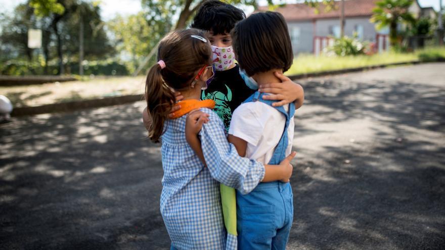 Vuelta presencial a las aulas: grupos burbuja, mascarilla y menos distancia