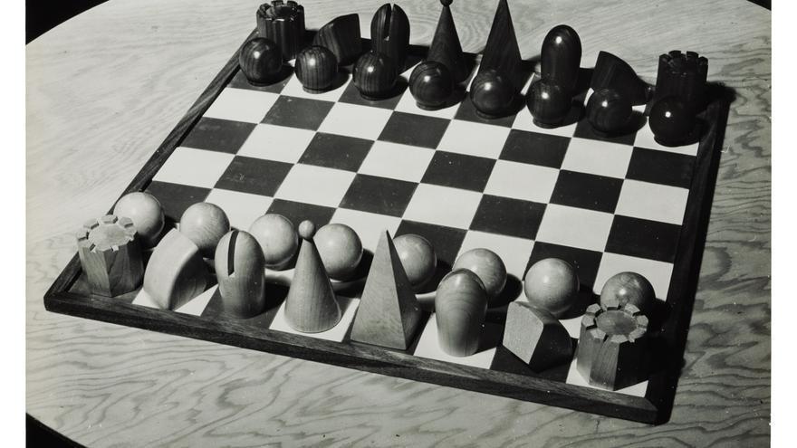 Chessboard, 1920