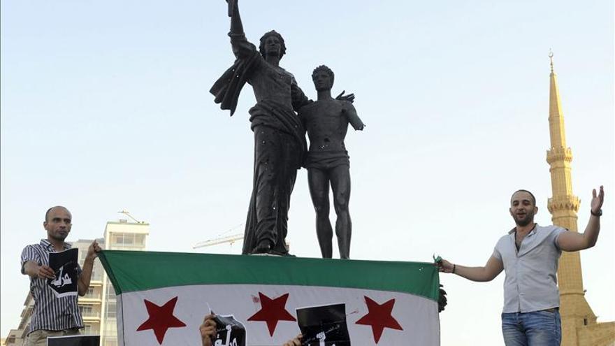 Activistas elevan a 141 los miembros de Hizbulá muertos en Siria recientemente