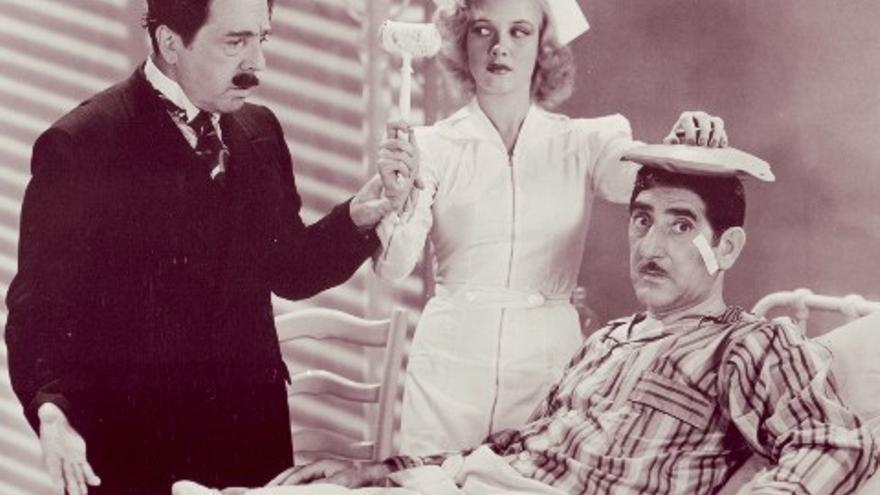 Escena de un 'soundie' cómico de 1941