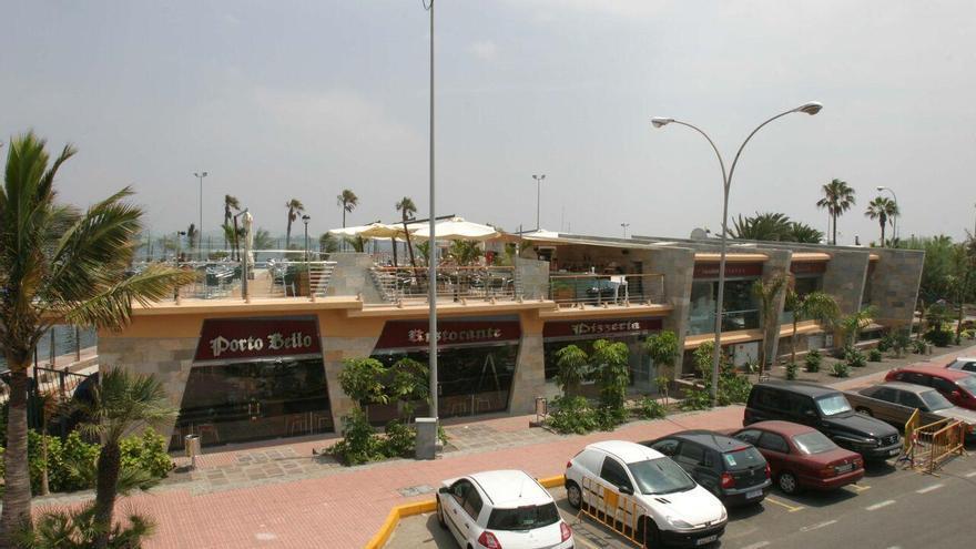 Centro Comercial Sotavento.