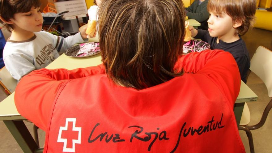 Más de 1.800 niños, niñas y jóvenes participan en las actividades de Cruz Roja Juventud en Navarra