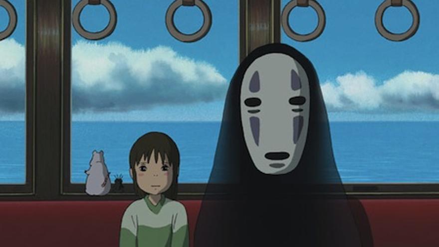 'El viaje de Chihiro', de Hayao Miyazaki