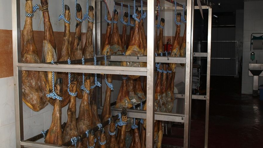 Jamones de Huelva