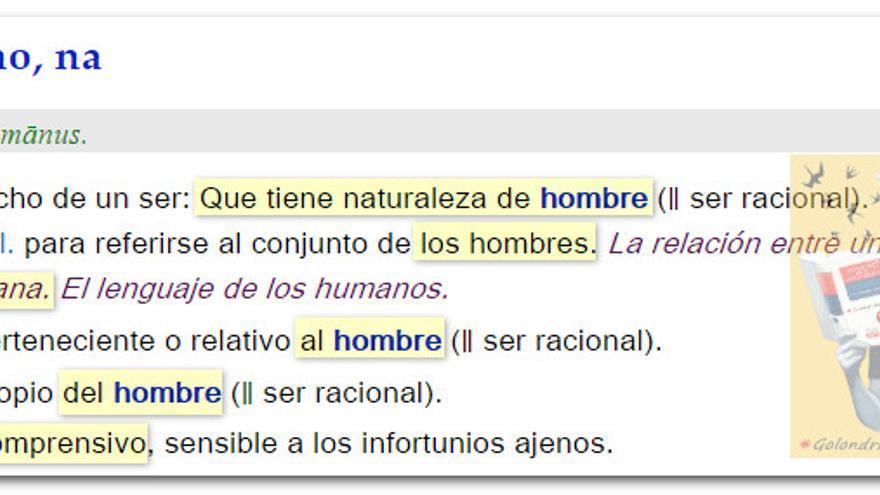 Definición de 'pendón'