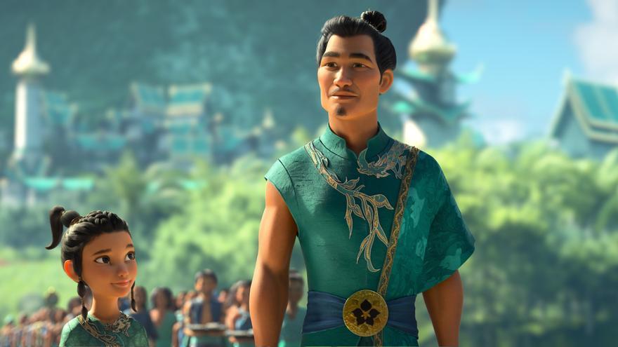 """Disney estrenará """"Raya"""" en 'premium' en plataforma y en cines simultáneamente"""