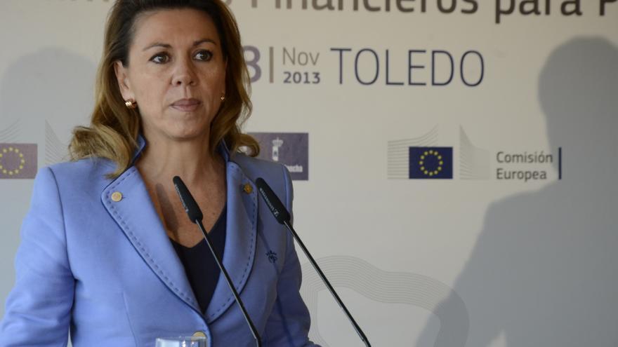Cospedal presidirá junto a Soria la junta directiva del PP de Canarias