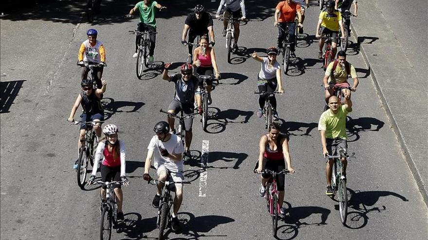El PP quiere que el tercer domingo de septiembre sea el Día de la Movilidad Ciclista