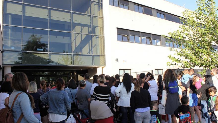 Colegio de Educación Primaria Jocelyn Bell FOTO: Ayuntamiento de Yebes