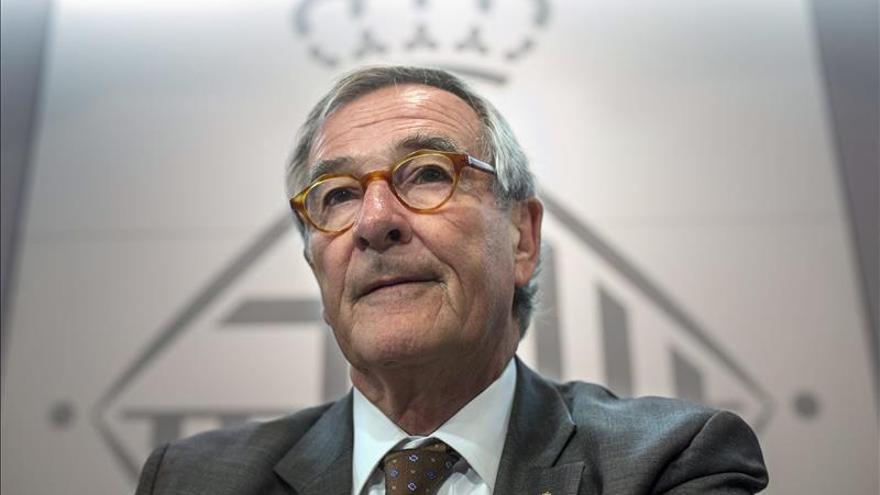 L'alcalde de Barcelona, Xavier Trias