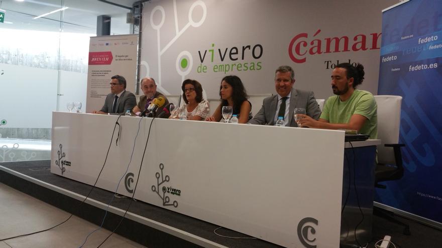 Presentación Emprende Joven Castilla-La Mancha