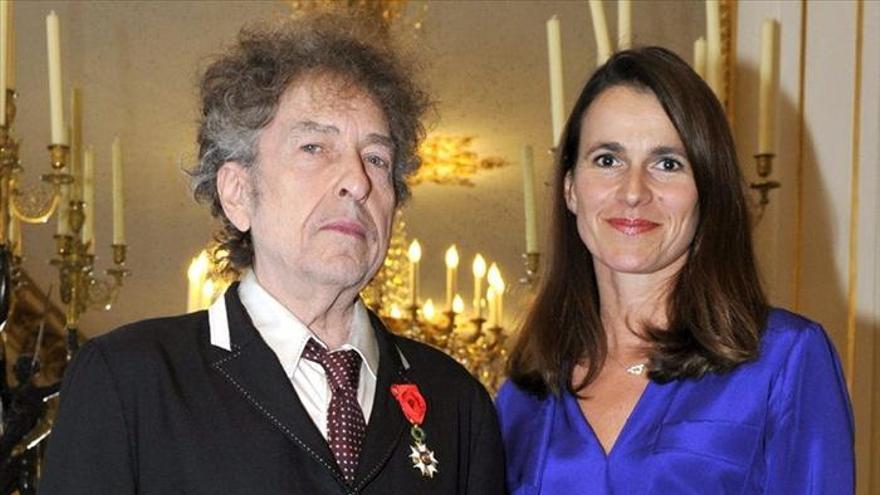 Bob Dylan recibe la Legión de Honor francesa