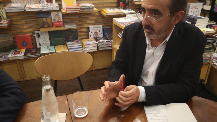 El catedrático de Filosofía Política, Daniel Innerarity.
