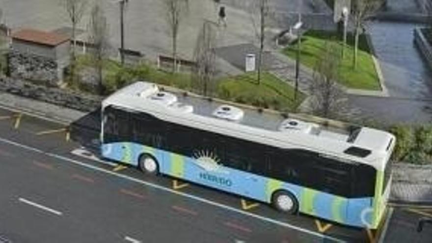 Los autobuses municipales serán gratis por la tarde desde el 22 de diciembre al 5 de enero
