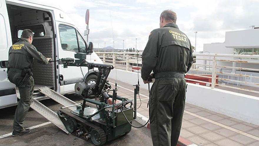Tedax (Técnico Especialista en Desactivación de Artefactos Explosivos).
