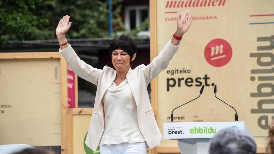 """EH Bildu advierte de que votar a la coalición Mendia-Urkullu es """"votar contra el derecho a decidir"""""""