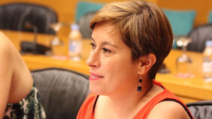 Mercedes Ventura, portavoz de Educación de Ciudadanos