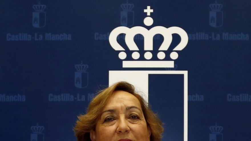María Luisa Soriano, en foto de archivo. Foto: castillalamancha.es