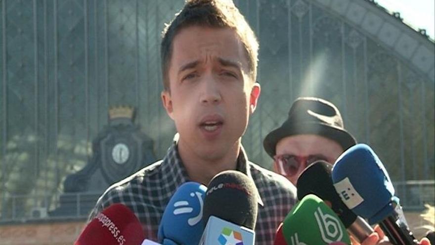 """Errejón considera """"un acto de coherencia"""" la dimisión de Uriarte en Podemos Euskadi"""