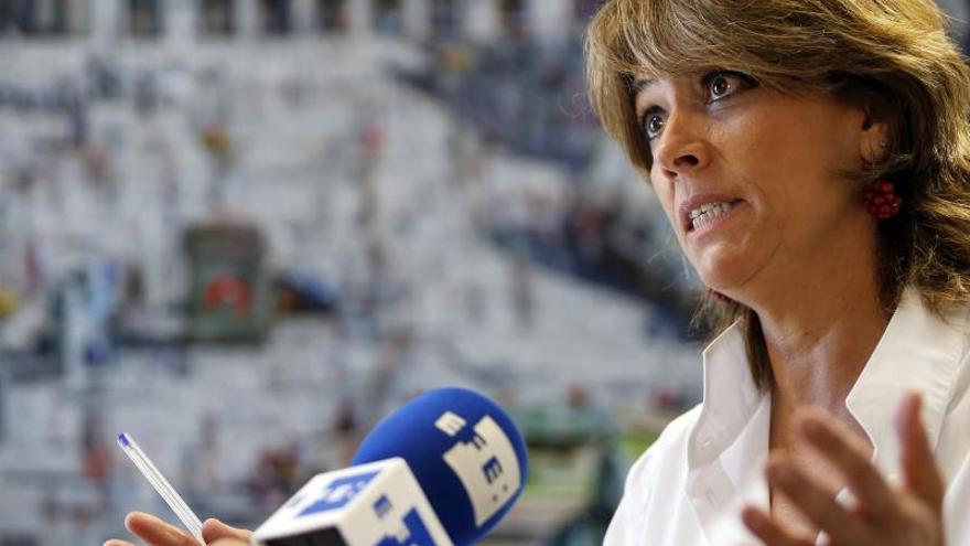 La fiscal Dolores Delgado, nueva ministra de Justicia
