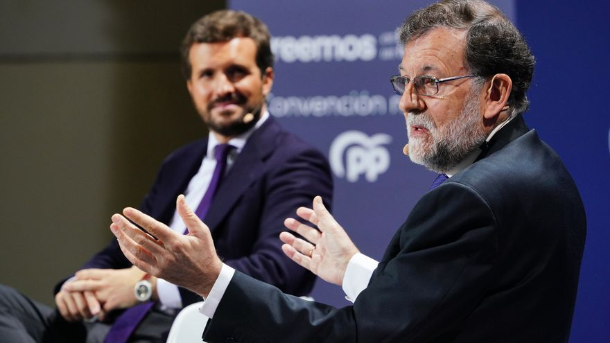 The PP reopens the political battle over pensions and praises the 2013 reform that it left in a drawer