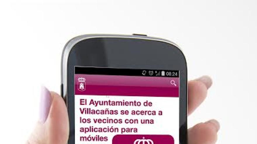 Aplicación móvil del Ayuntamiento de Villacañas (Toledo)